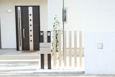 千葉県匝瑳市 【建物に合わせた外構プラン】