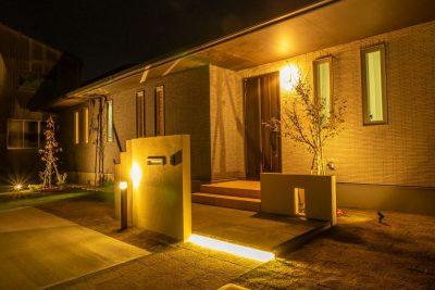 千葉県横芝光町 【安心を感じる照明設計】